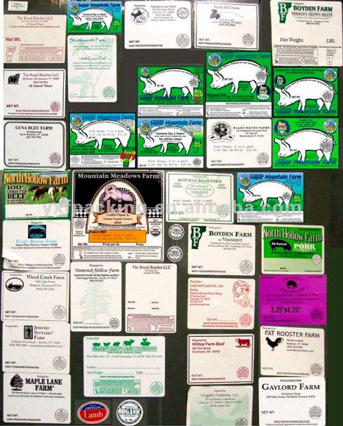 Продажа мяса: читаем информацию на этикетке