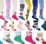 Как правильно выбирать детские колготки и носки