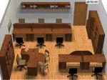 Удобная офисная мебель для работы