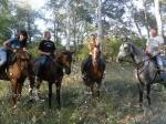 Катание на лошадях и обучение верховой езде в Каменске-Шахтинском