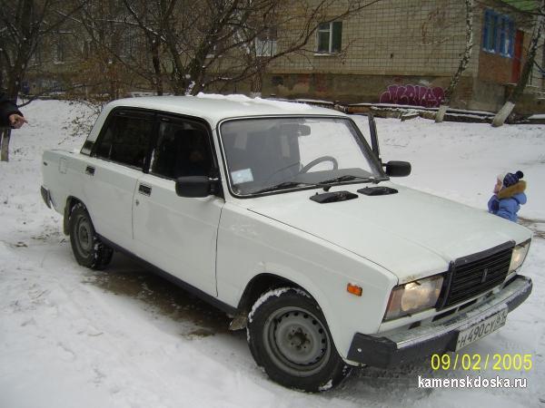 машины семёрка фото