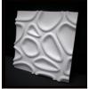 3-D панели из гипса.