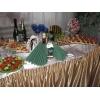 Оформление фуршетного праздничного стола