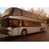 Пассажирские перевозки на автобусе.