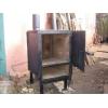 Печь отопитетельная на отработанном масле и дровах