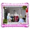 Поздравление и подарок от Деда Мороза и Снегурочки на Новый год