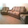 Продается б/у мягкая мебель