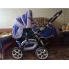 Продам детскую коляску Adamex зима-лето
