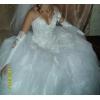 Свадебное платье с корсетом продам